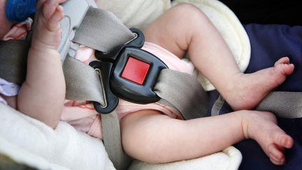Folosirea scaunului auto in afara masinii poate avea urmari tragice