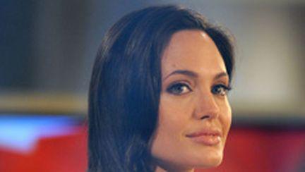 Angelina Jolie, trei zile în Afganistan (video)
