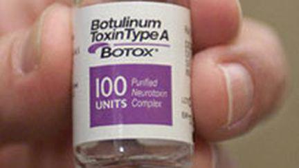 Geanta cu botox