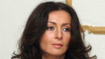 Mihaela Rădulescu a câştigat custodia copilului