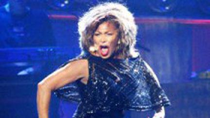 Tina Turner a început turneul de adio