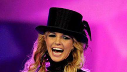 Britney Spears la mare căutare pe Yahoo!