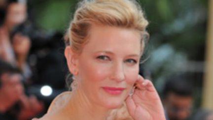 Cate Blanchett, actrita regina