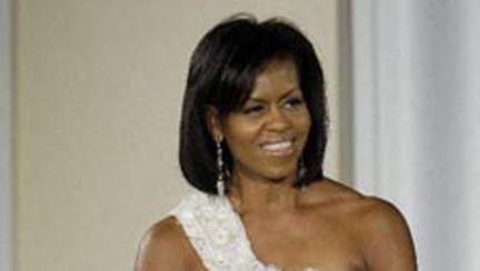 Michelle Obama, diva de la Casa Albă