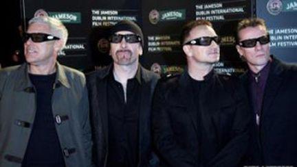 U2 lansează un nou single la premiile BRIT 2009