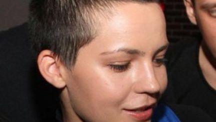 Maria Dinulescu s-a tuns scurt