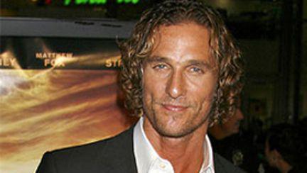 Matthew McConaughey continua sa traiasca