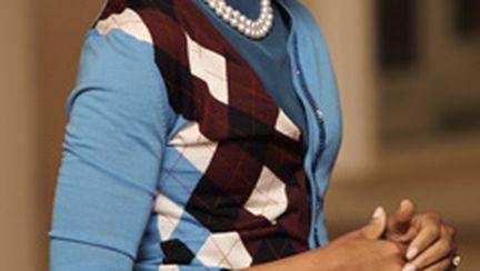 Michelle Obama criticată pentru ţinutele neinspirate (galerie foto + video)