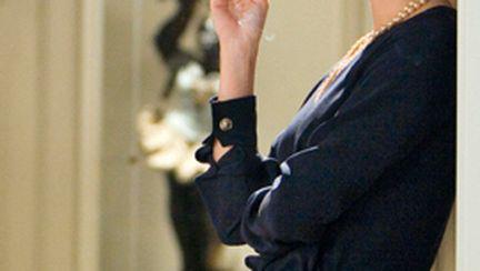 Audrey Tautou apres Chanel
