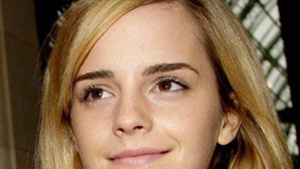 Emma Watson pune Harry Potter pe raft
