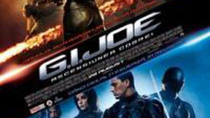 """G. I. JOE: Ascensiunea Cobrei"" (video)"