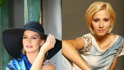 Dana Rogoz şi Monica Dascălu – pe Facebook în scop profesional