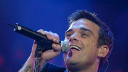 Robbie Williams, din nou în Guinness Book