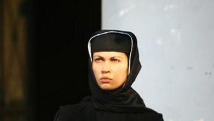 Nicoleta Luciu, refuzată de Patriarhie?