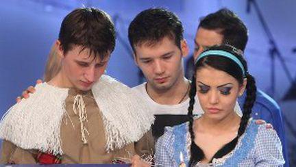 """Andreea Mantea a părăsit """"Dansez pentru tine"""""""