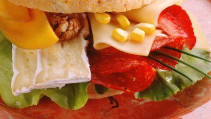 Burgerul, varianta sănătoasă