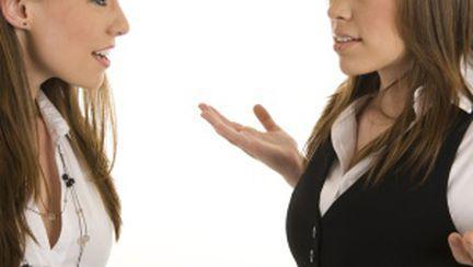 Competiţia între femei la serviciu