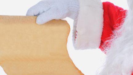 """Moş Crăciun vine şi la copiii """"răi"""""""