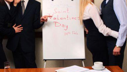Dragostea şi colegul tău de serviciu