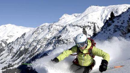 Arlberg, steaua Alpilor