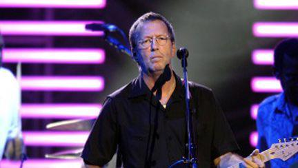 Eric Clapton în concert în România
