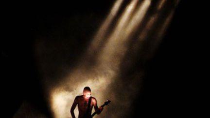 Rammstein în concert la Bucureşti, în 2010
