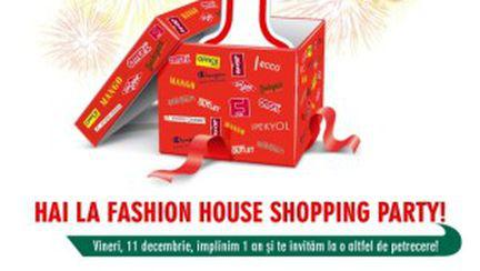 Fashion House Outlet Shopping Party