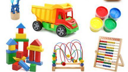 Alege jucării sigure pentru copilul tău!