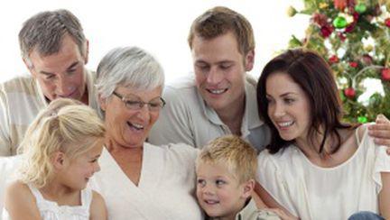Sărbătorile, mai frumoase cu bunicii