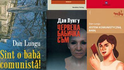 """""""Sînt o babă comunistă!"""", cea mai tradusă carte în 2009"""