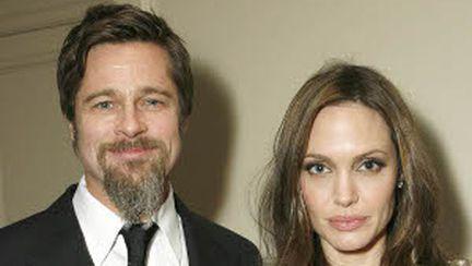 Angelina Jolie şi Brad Pitt se despart?