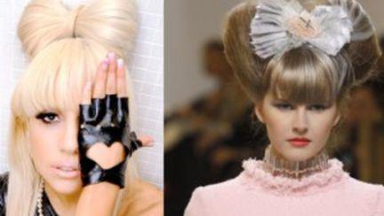 Lady Gaga este muza designerilor