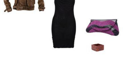 O rochie şi trei tinute stilate