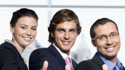 Oamenii de afaceri şi succesul lor