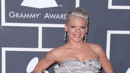 Pink, show de senzaţie la Premiile Grammy 2010