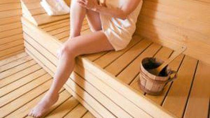 Sauna nu ajută la detoxifiere
