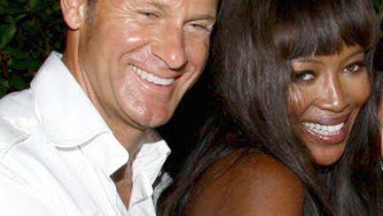 Naomi Campbell însărcinată?