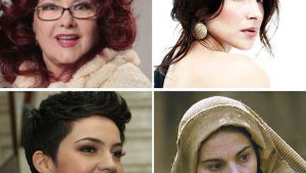 Cele mai celebre actriţe din România