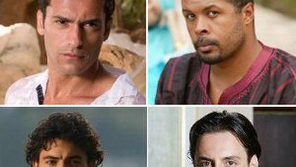 Bărbaţi celebri din telenovelele româneşti