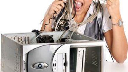 Stresul informatic, boala omului modern