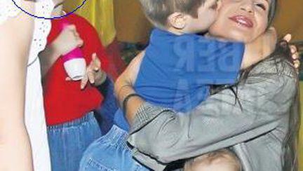 Monica Columbeanu adoptă un băieţel de 4 ani