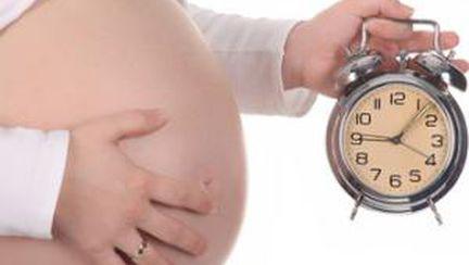 Cronometrarea contracţiilor în sarcină. Cum se face?