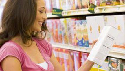 UE vrea să schimbe etichetele alimentelor