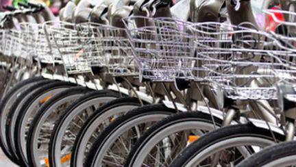 Bicicleta, un fenomen care ia amploare şi în Bucureşti