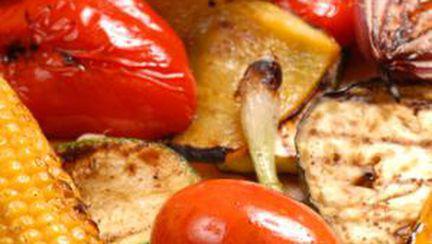 Grătar pentru vegetarieni