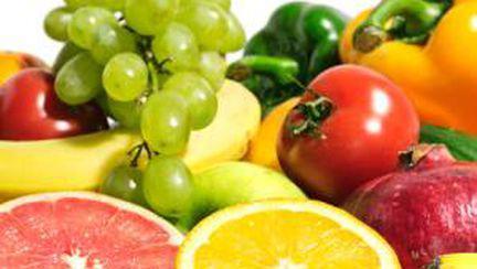Cum alegi cele mai hrănitoare fructe şi legume