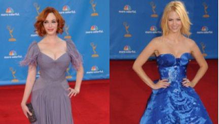 Cele mai urâte rochii de la premiile Emmy 2010
