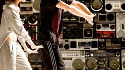 """""""Dansul dragostei"""", street dance-ul new yorkez 3D"""