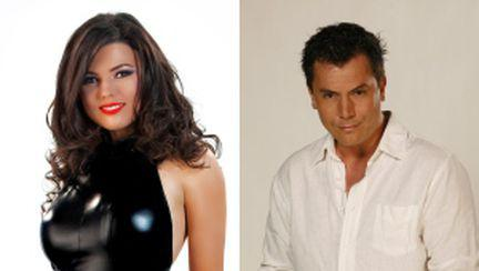 "Paula Seling şi Răzvan Fodor la ""Dansez pentru tine"" UPDATE"