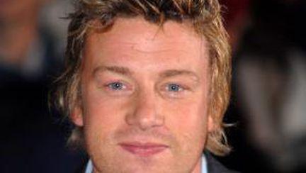 Jamie Oliver este tată din nou
